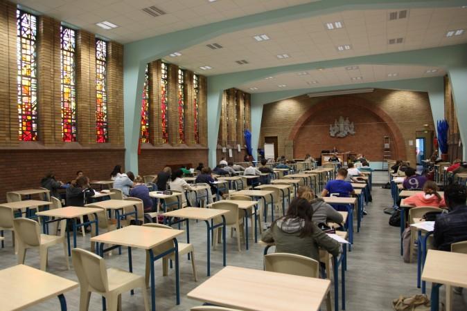 Collège Dominique SAVIO - Salle de Permanence