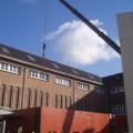 Collège Dominique SAVIO - Juillet 2012 : Construction d'un nouveau bâtiment pour l'administration et le foyer des élèves