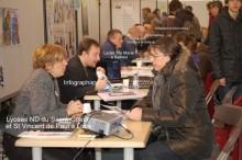 forum des métiers D. Savio 2012-2013